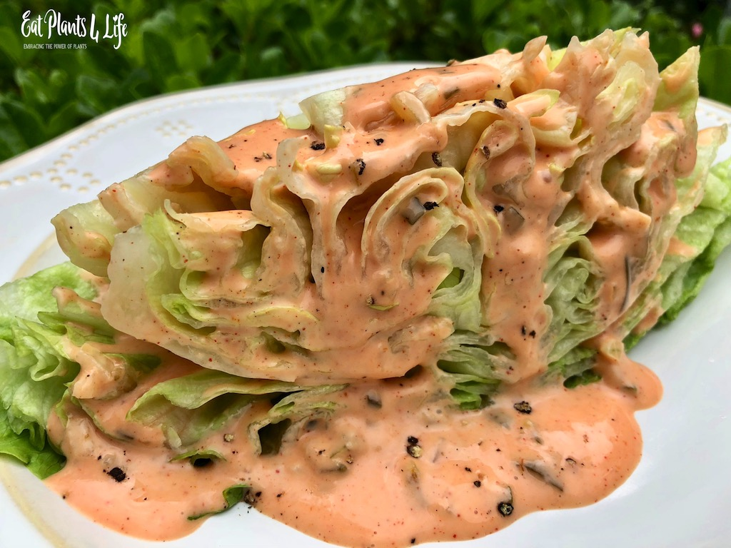 Vegan Thousand Island Dressing