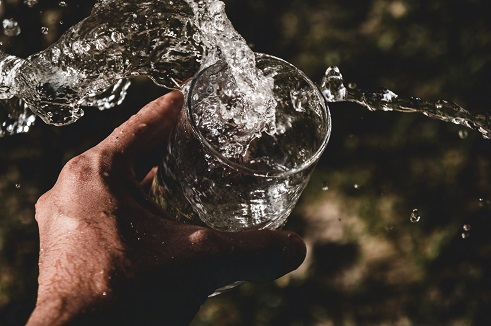 Hydration Matters: Drink More Water.