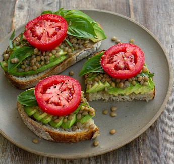 Sprouted Grain Toast