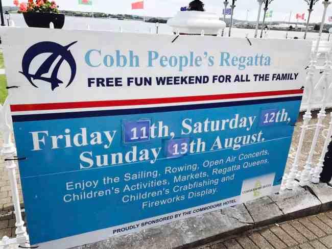 cobh regatta