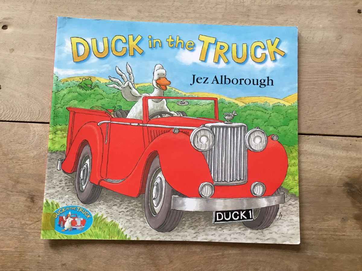 Duck In The Truck Eat Play Read