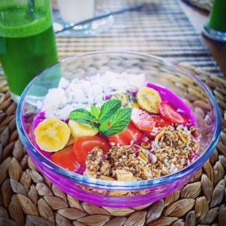 Breakfast at @MelaliBingin