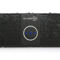 Singing In The Shower: STORMp3 Shower MP3 Player #sponsored