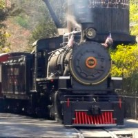 All Aboard The Dollywood Express #travel #sponsored #Dollywood