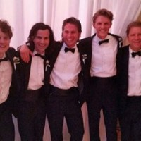 Restless Heart's Dave Innis Performs At Son's Wedding