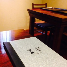 The shop's minimalist decorations and limited tables (~5) mean you come here for one thing: soba noodles