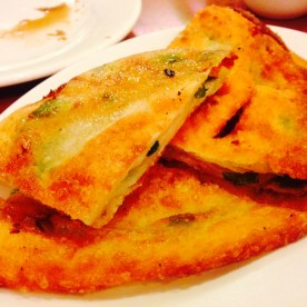 Scallion Pancake from Joe's Shanghai
