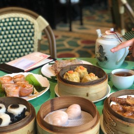 Shanghai's prettiest dim sum at Sense 8, Xintiandi