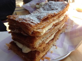 Millefeuille from Dominique Ansel Bakery