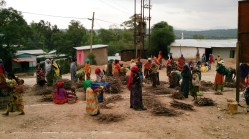 Vendedoras de gavillas, Harar. Foto: eaTropía