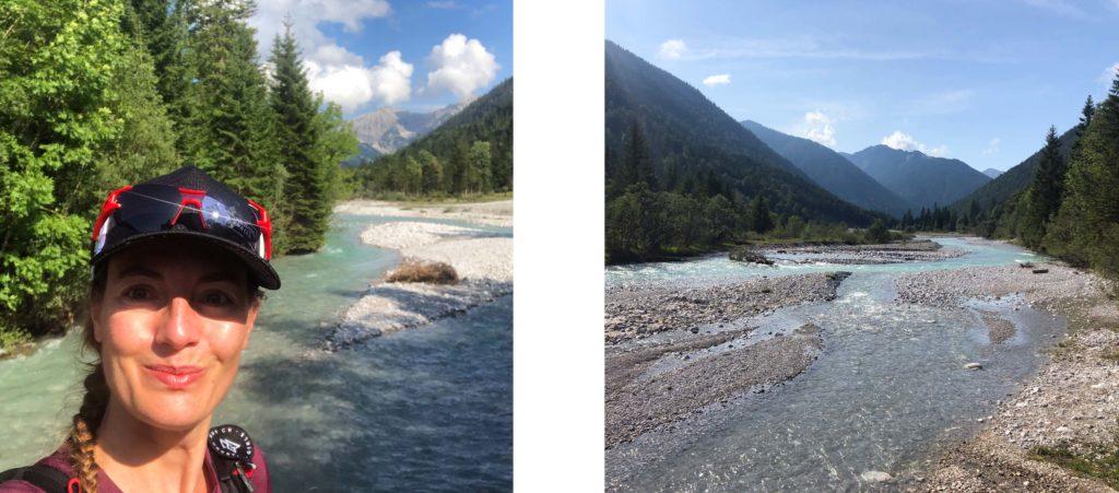 Trailrunning im Karwendel