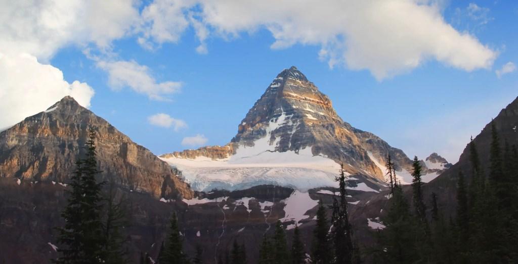Mount Assiniboine aka. das kanadische Matterhorn