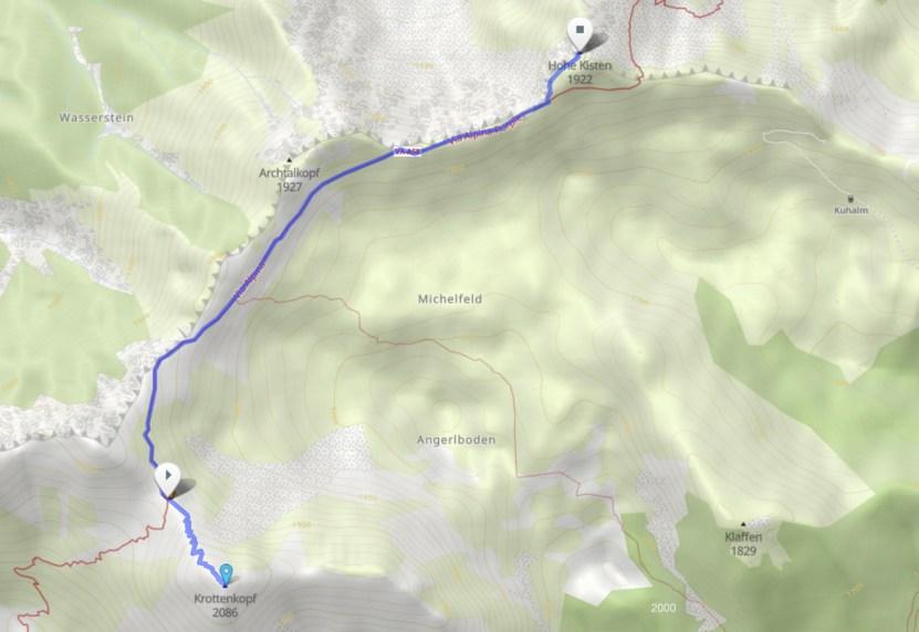 Hoher Kisten Trail