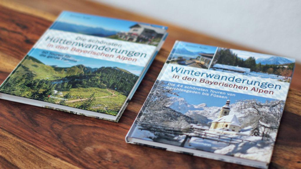 Wanderungen in den Bayrischen Alpen