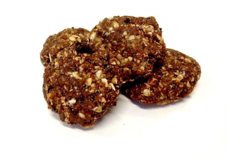 No-bake Superfood Cookies recipe