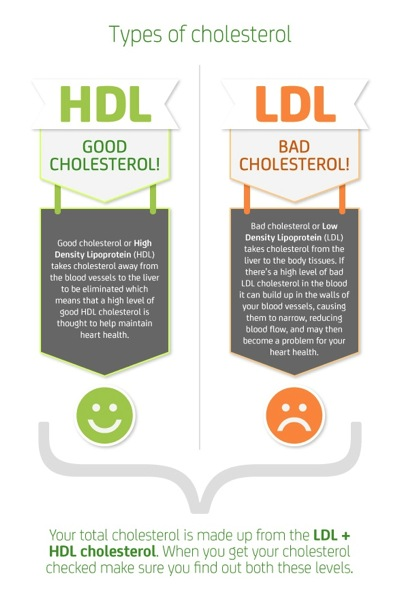 The lowdown on cholesterol