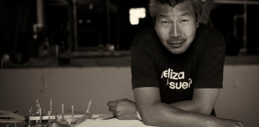 Chicago chef Bill Kim of Urbanbelly, Belly Q, and Belly Shack