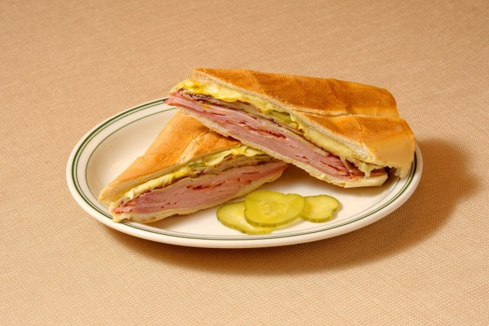 Cuban sandwich from Versailles