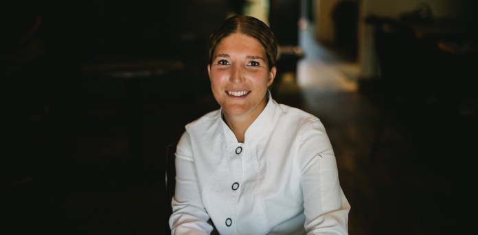 Chef Cassie Piuma of Sarma in Somerville, Mass.