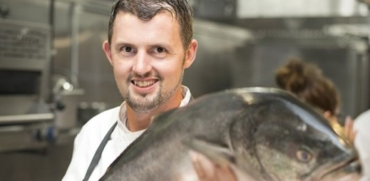 Chef Eric Donnelly of RockCreek in Seattle, Wash. Photo courtesy of RockCreek.