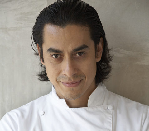 Chef Carlos Gaytan of Mexique in Chicago.