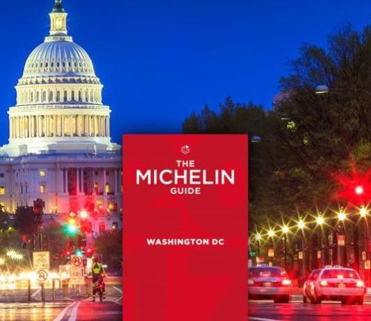 Washington DC 2017 Michelin