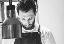 Forest & Marcy chef Ciaran Sweeney