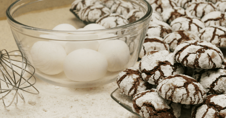 THE ULTIMATE MEXICAN HOT CHOCOLATE COOKIES