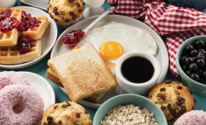 Fun breakfast ideas!
