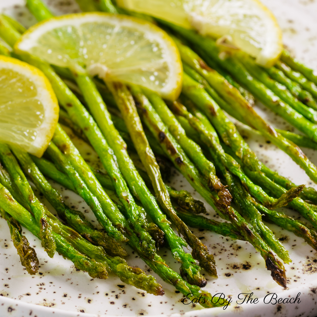 Lemony Roasted Asparagus: Your Perfect Summer Side Dish