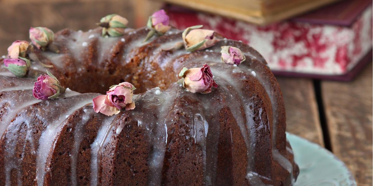 JEWISH HONEY CAKE
