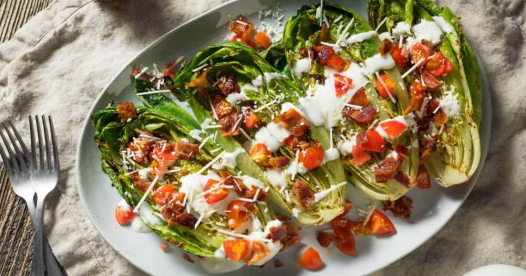 6 Pro Tips for Creating A Restaurant-Style Salad at Home