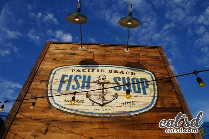 Fish Shop Point Loma Menu