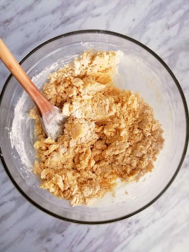 apricot jam bar dough