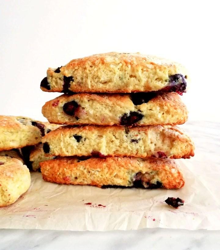 blueberry scones stacked (1)