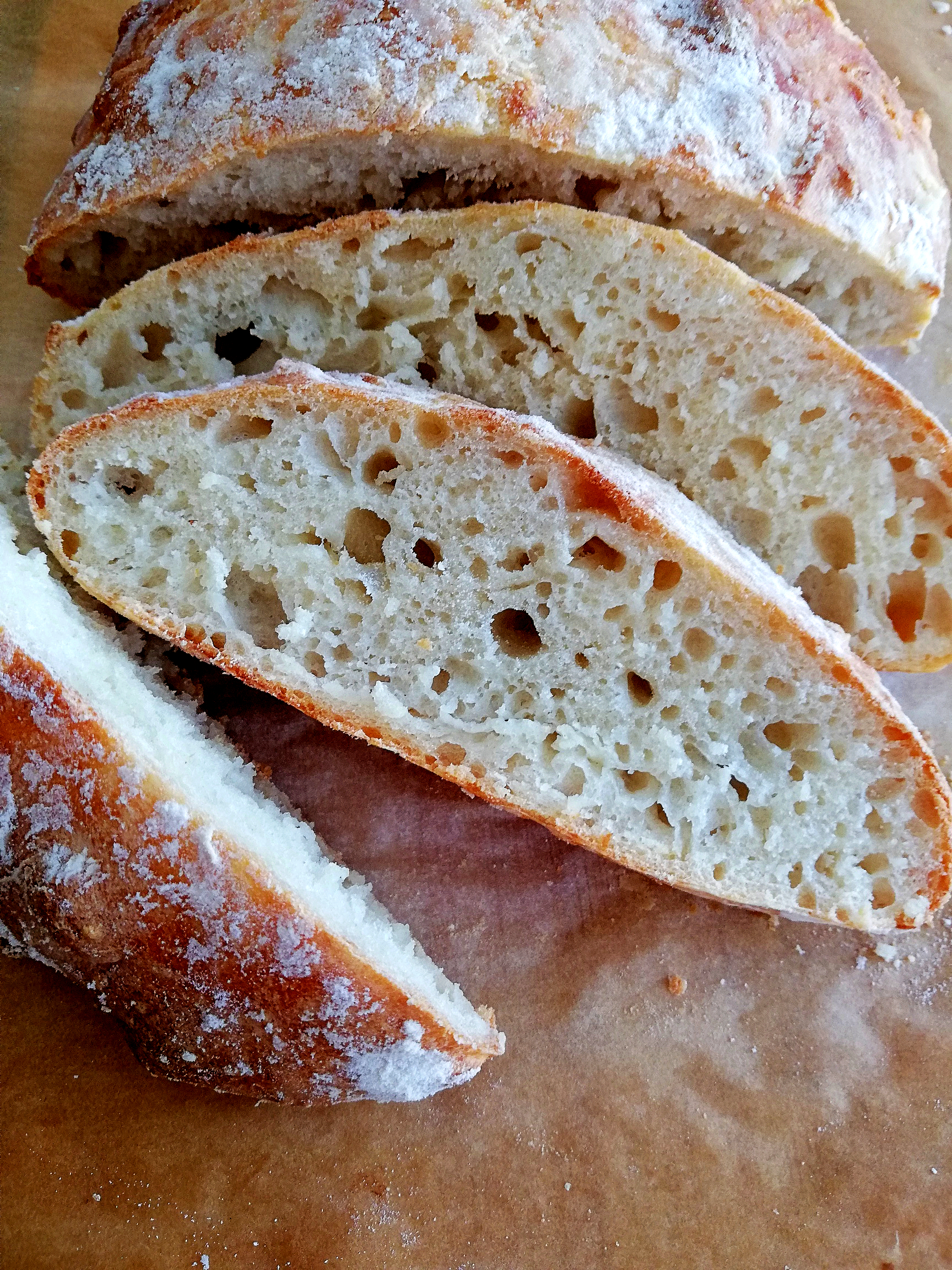 Dutch Oven No Knead Bread