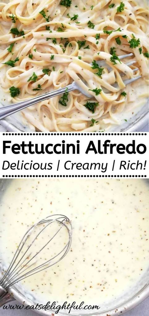 how to make fettuccini alfredo