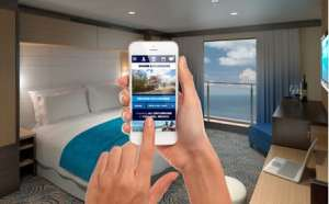 Technology on Quantum of the Seas