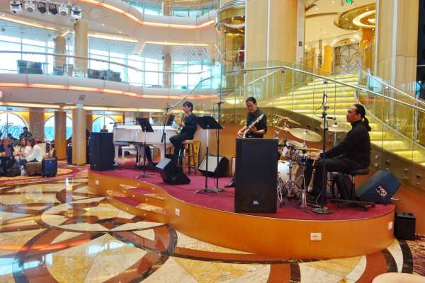 Band Enchantment of the Seas REview