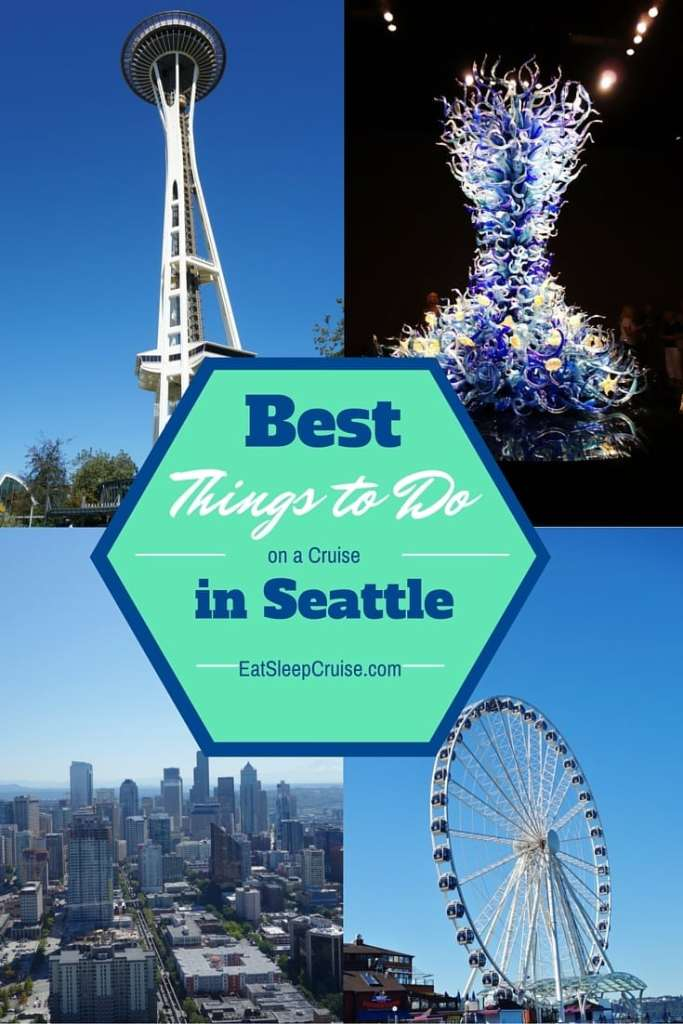 Best Things to Do in Seattle on a Cruise