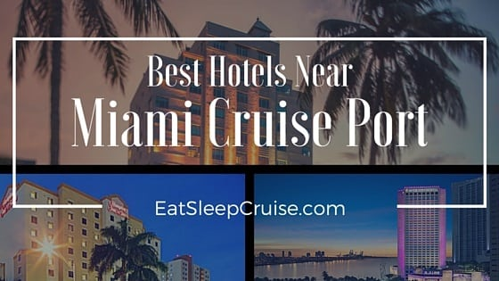Hotels Close To Carnival Cruise Port Miami