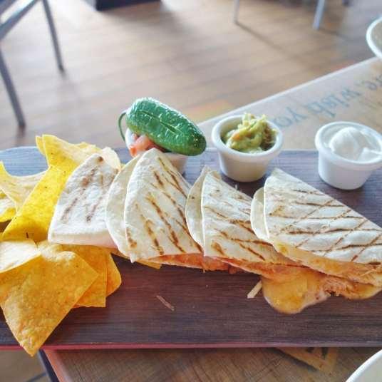 Margaritaville Restaurant Review