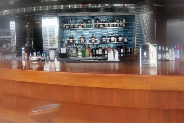 Bars on MSC Divina