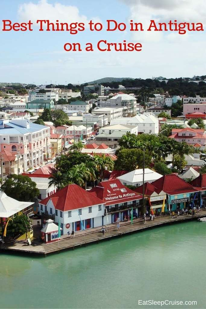 Best Things to Do in Antigua on a Cruise