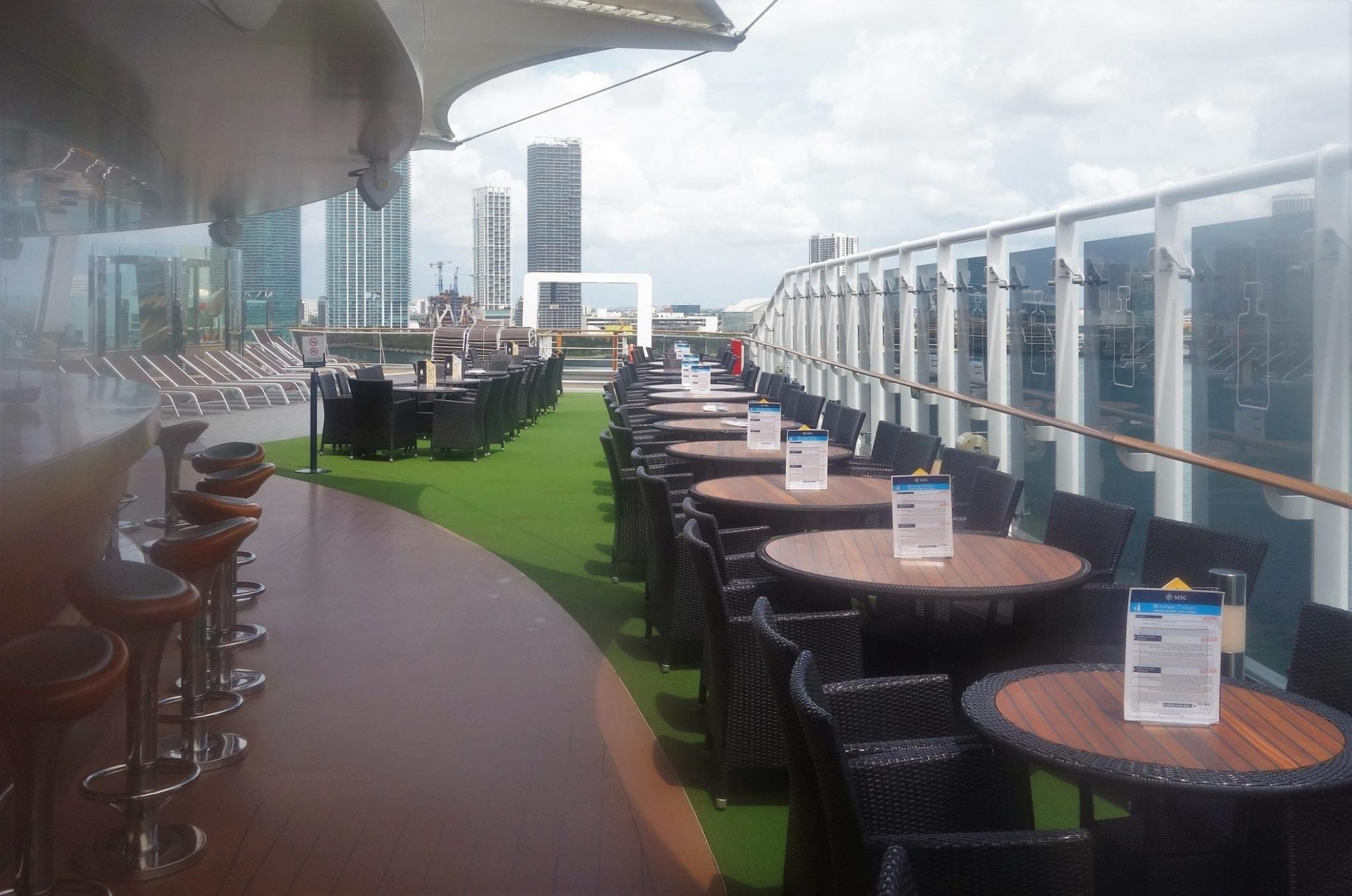 Complete MSC Divina Review From