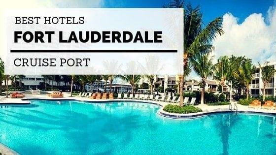 Best Hotels Near Fort Lauderdale