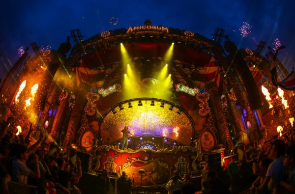 Check Out The Live stream Schedule For Tomorrowland This Week