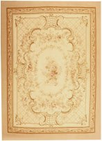 Late 19th century Aubusson Rug