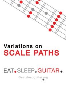 Eat Sleep Guitar Scale Paths