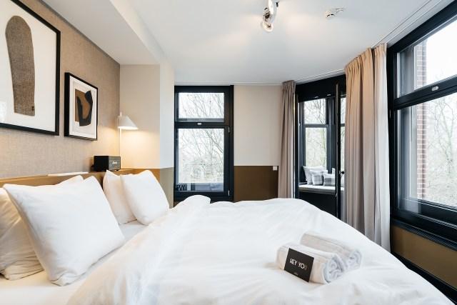 The Hunfeld Hotel, Utrecht, The Netherlands